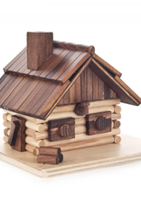 Mountain Lodge Smoking (Incense) House  9cm x 11cm