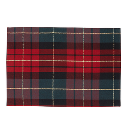 Traditional Check Placemat (Single)
