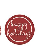 Holiday Icon Cork Coaster Set/6