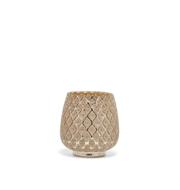 Pinecone Candle Holder Small