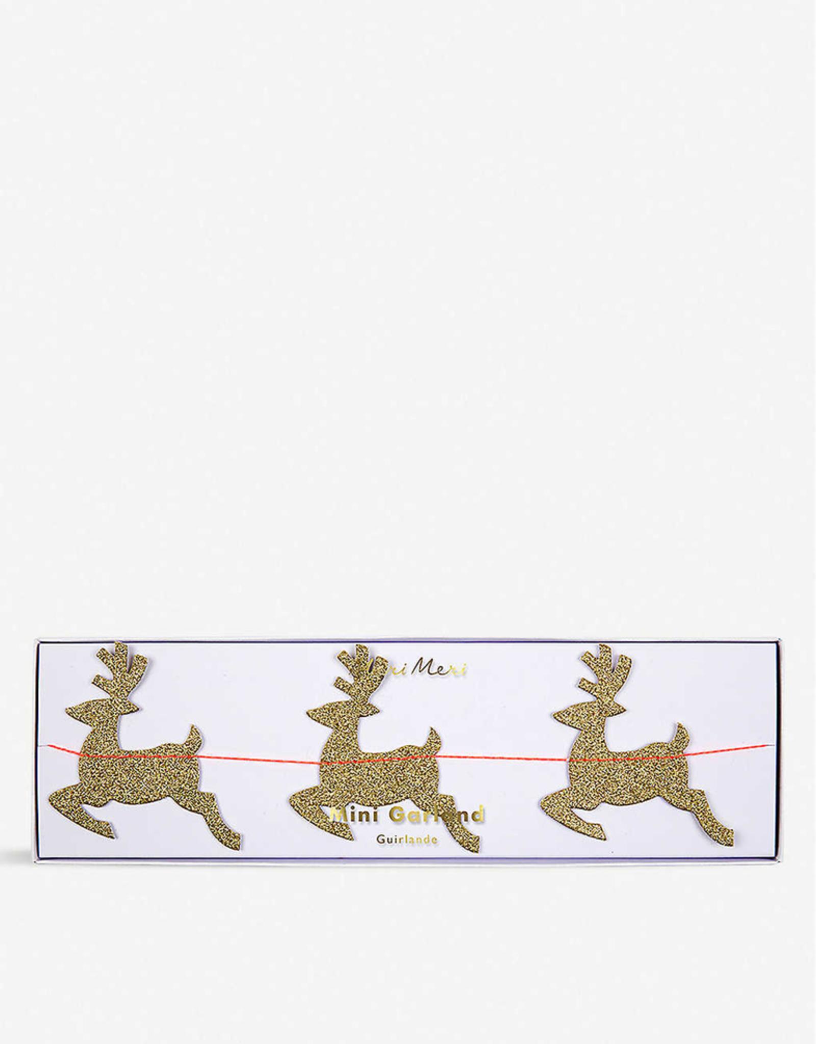 Reindeer Mini Garland