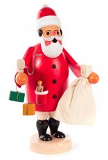 Santa With Sack Smoking (Incense) Man