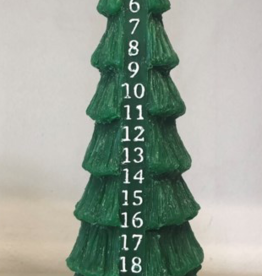 Advent Candle Countdown Tree