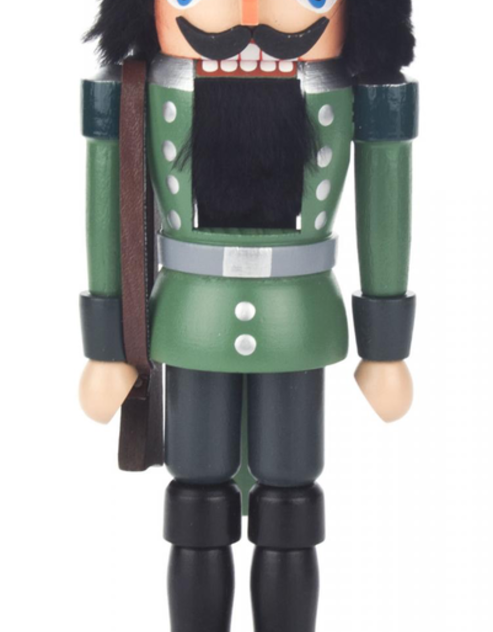 Nutcracker Hunter, Small 19 cm