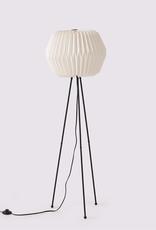 EQ3 Arlo Paper Shade Floor Lamp