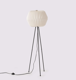 EQ3 Arlo Paper Shade Floor Lamp