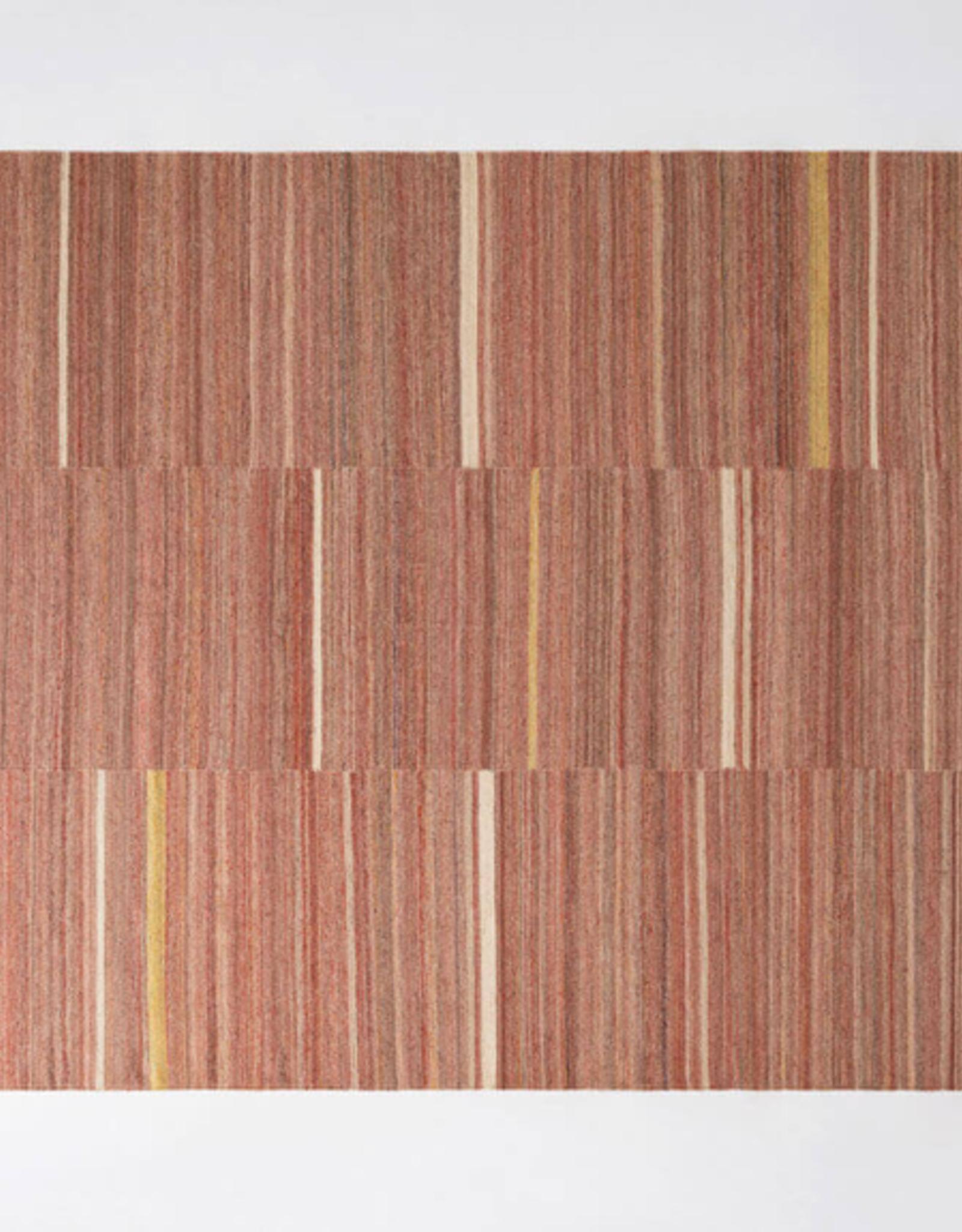EQ3 Nomad Rug Wool - Rust 6x9
