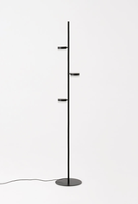 EQ3 Row Floor Lamp - Black