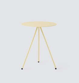 EQ3 Taaj End Table-Butter