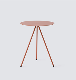 EQ3 Taaj End Table-Saffron