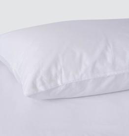 EQ3 Egyptian Cotton Queen Sheet Set-White