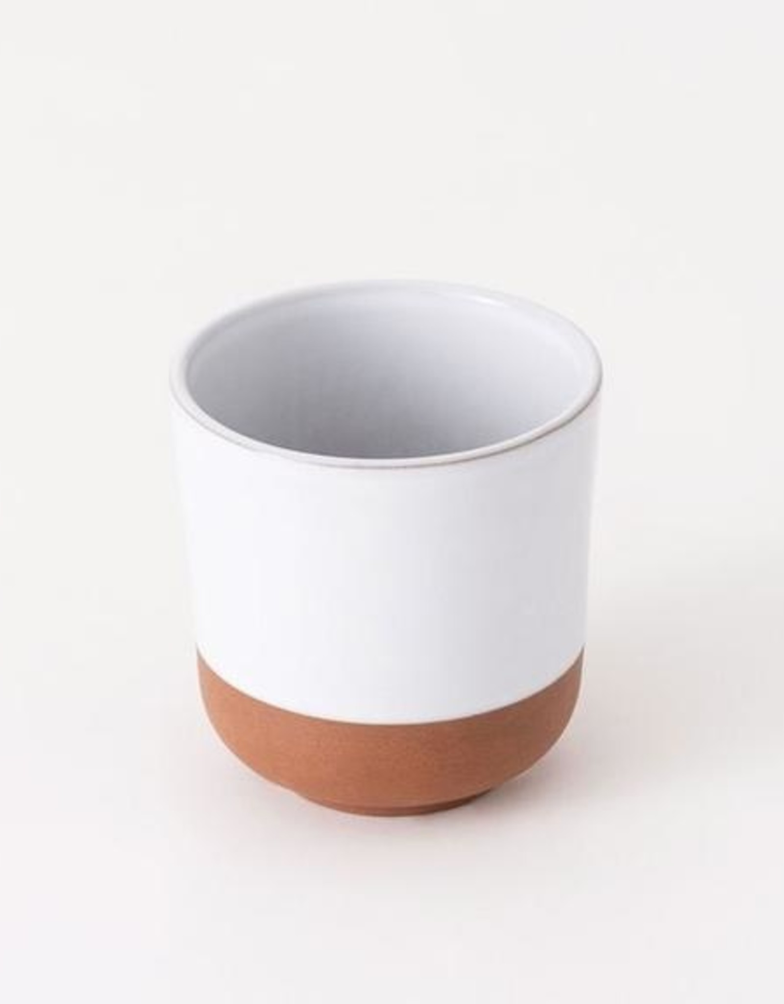 Garrido Stoneware Mug-Red