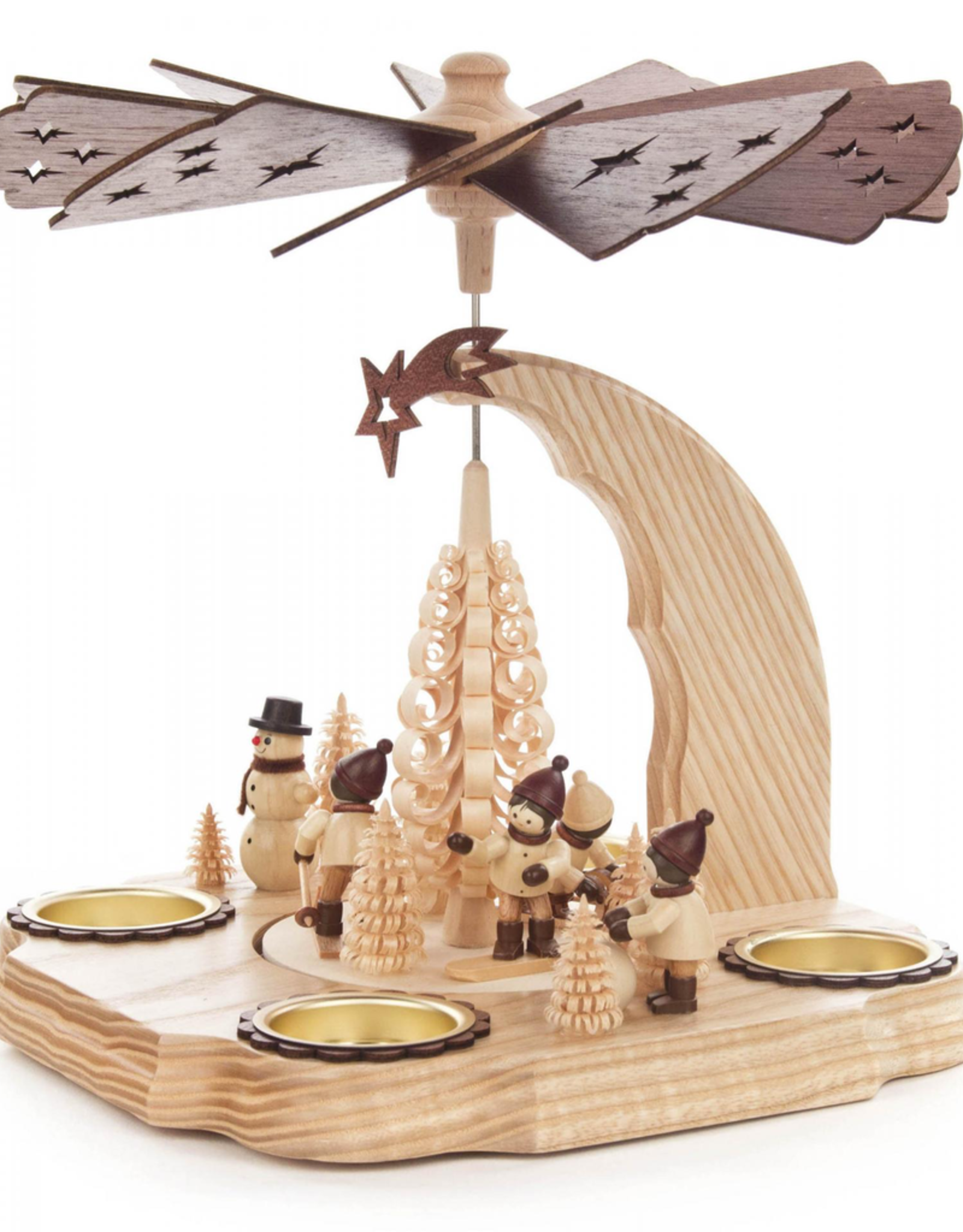 Winder Kids Pyramid for Tealights.