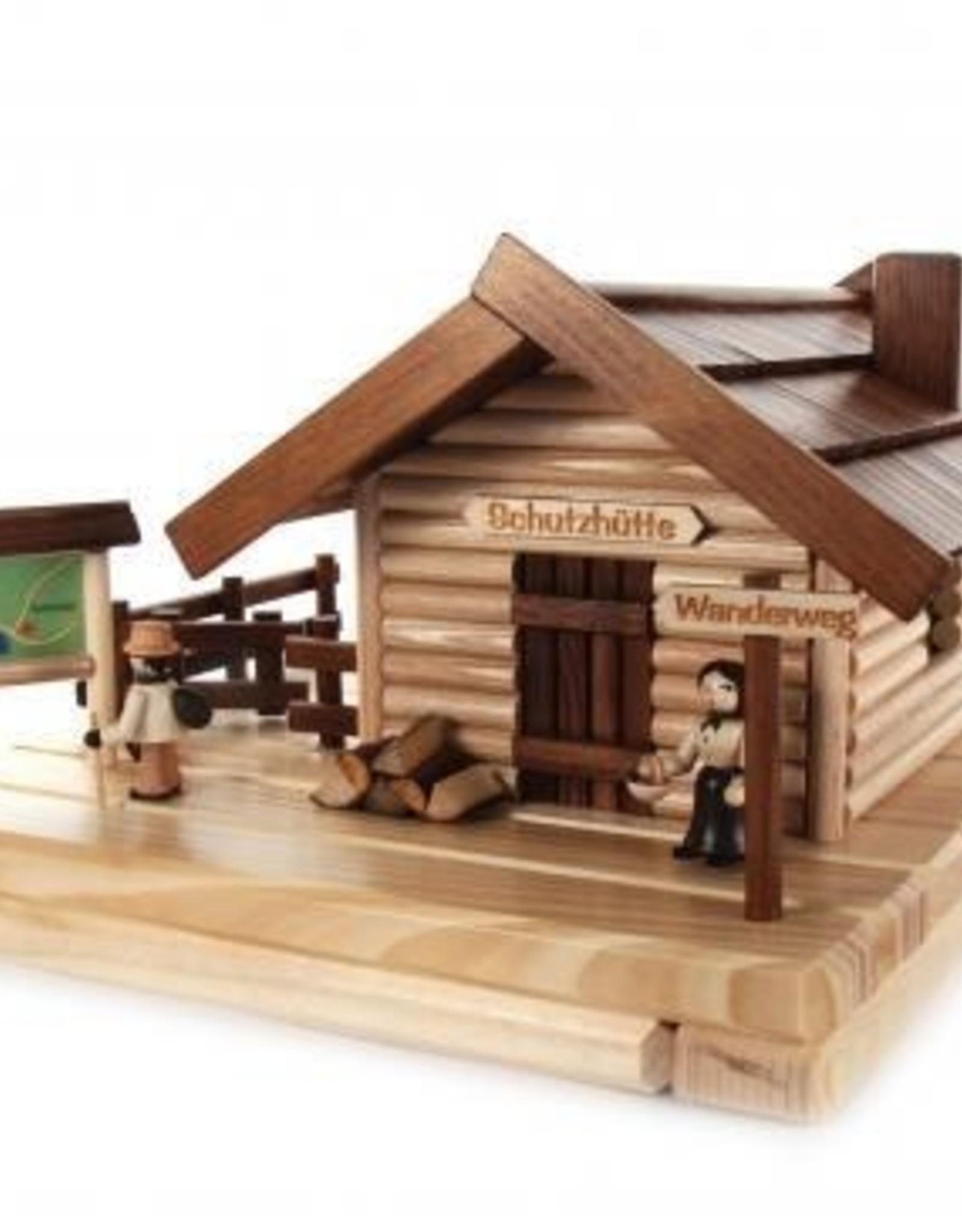 Smoking (incense) House Electric, Large Unit