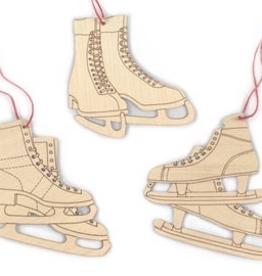 Skate Ornaments Set/3