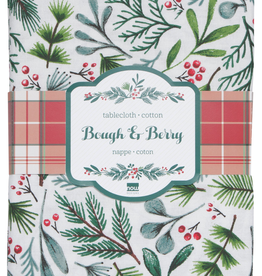 Bough & Berry Tablecloth 60x60