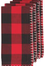 Buffalo Check Napkins Set 4