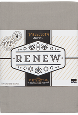 Renew Tablecoth Cobblestone 60x90
