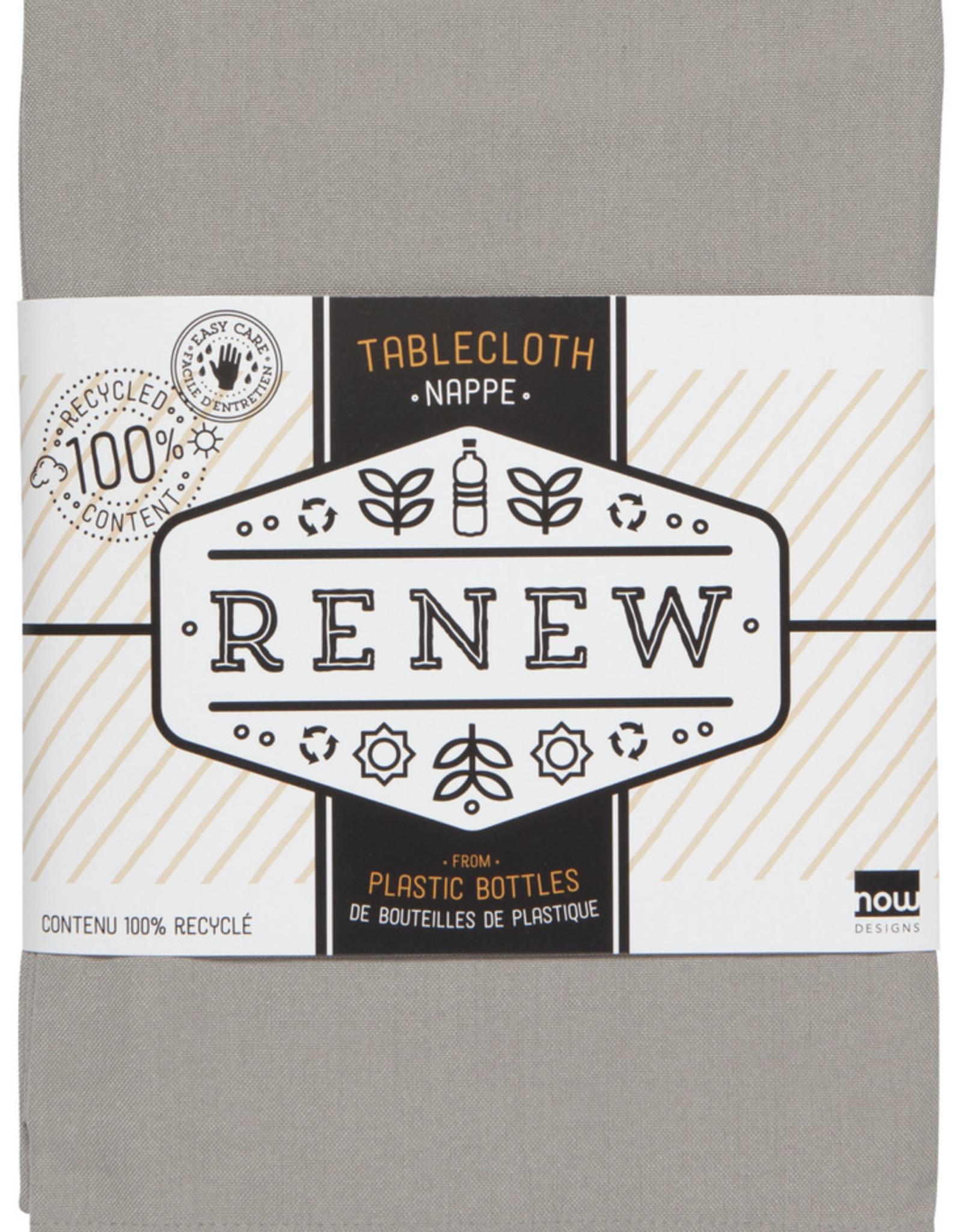 Renew Tablecloth Cobblestone 60x120
