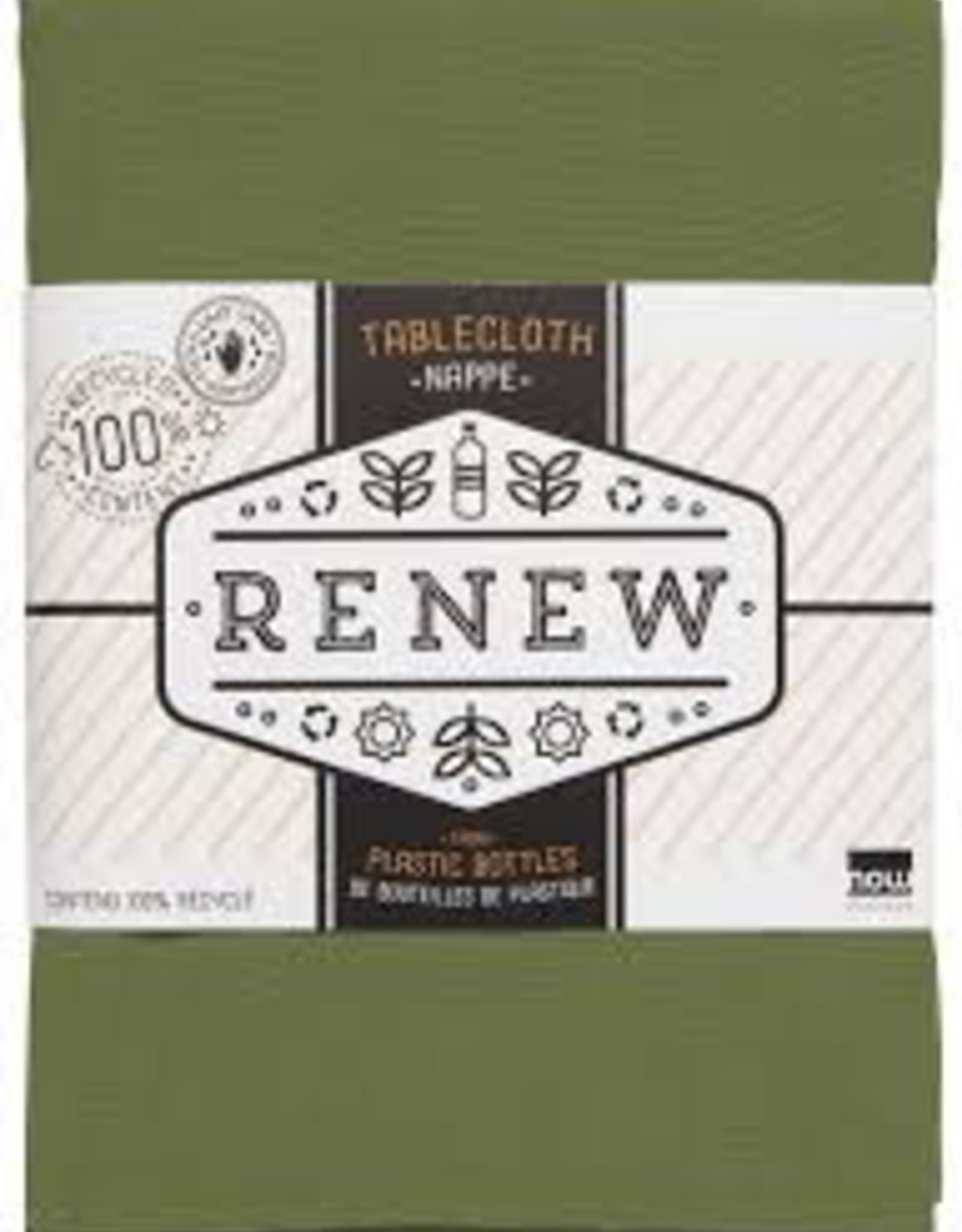 Renew Tablecloth Fir 60x120