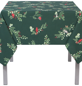 Forest Birds Tablecloth 60x60
