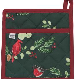 Forest Birds Potholder