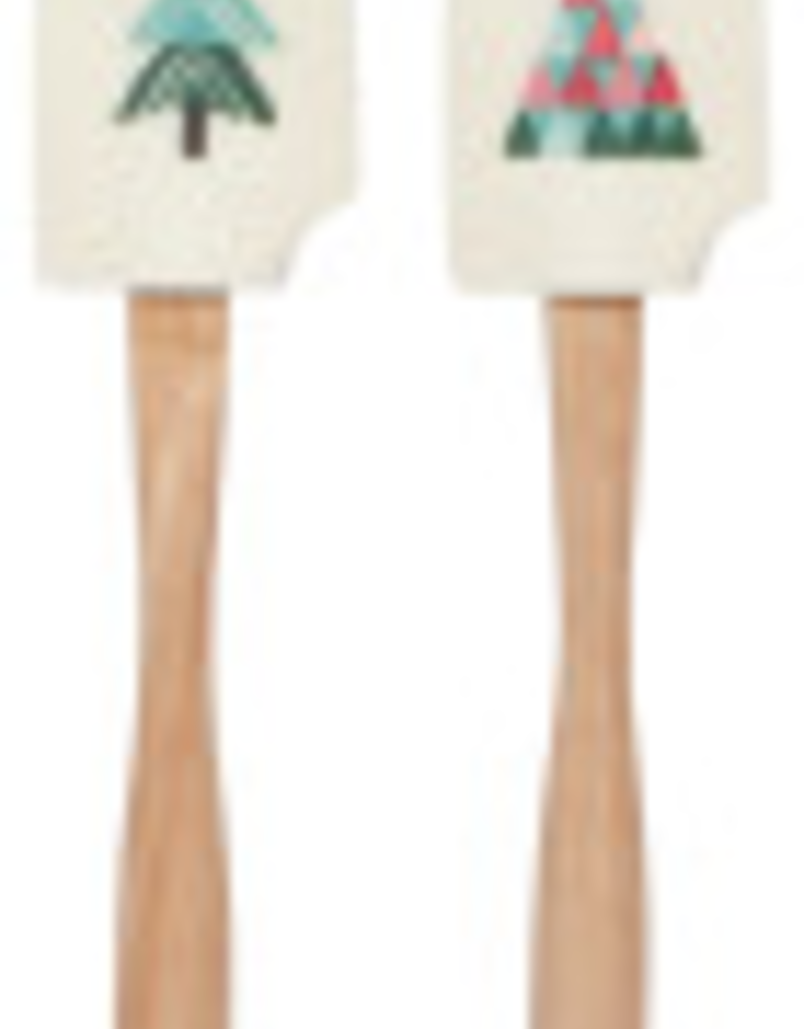 Happy Llamaday Min Spatula Set/2