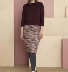Hyde Tweed Skirt