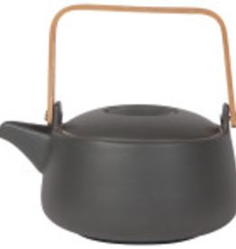 Orb Teapot, Black