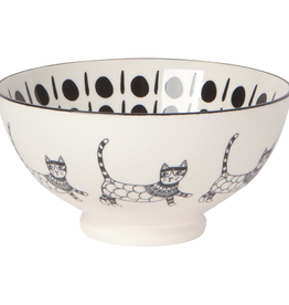 Purr Party Cereal Bowl