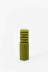 Sculpted Candle Moss, Medium