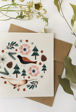 Narwhal Trees Card