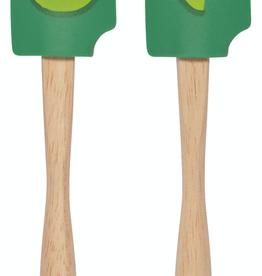 Mini Spatula Set Avocados Set/2