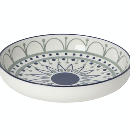 Shallow Bowl Navy Sun