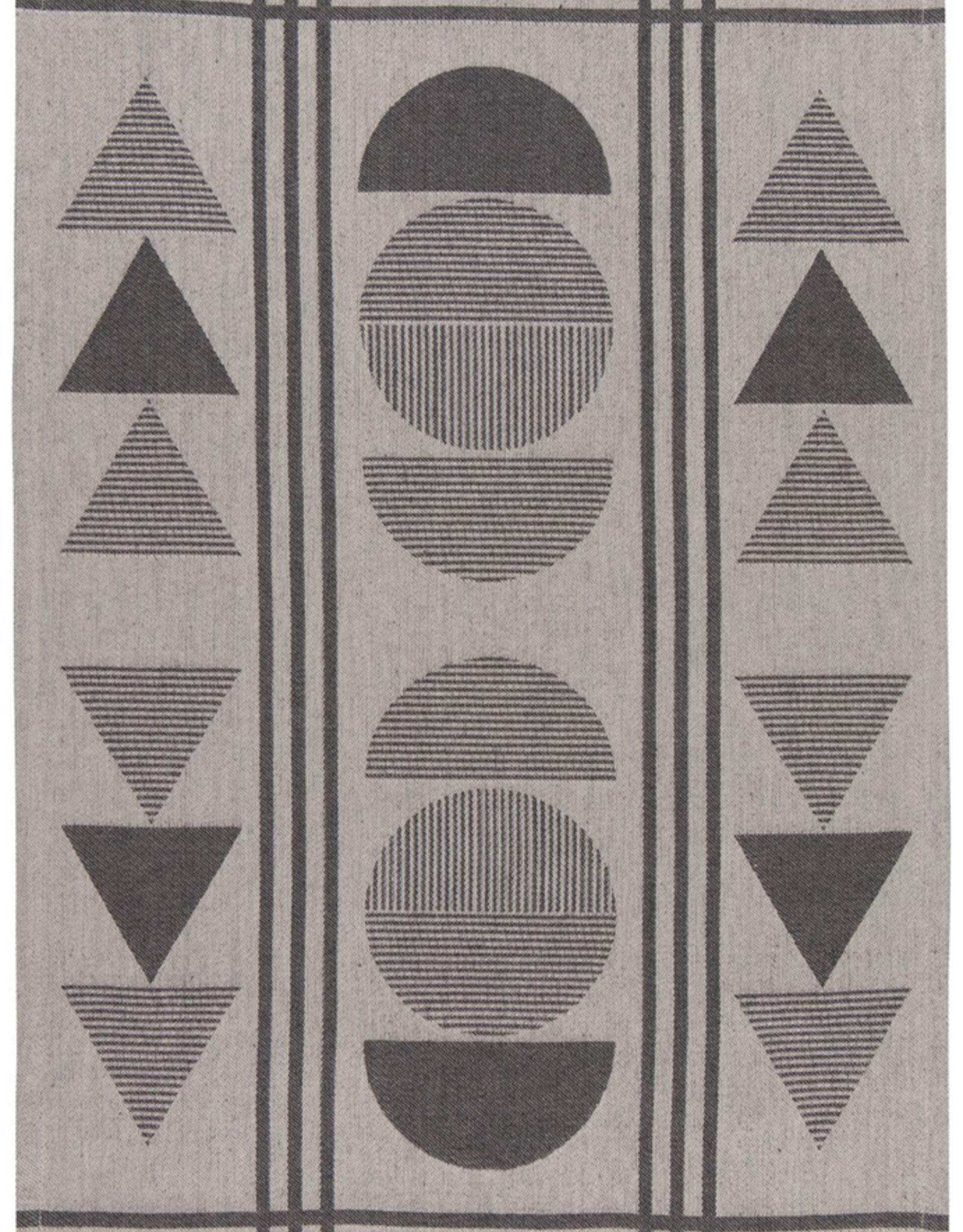 Eclipse Tea Towel