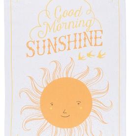 Good Morning Sunshine Tea Towel