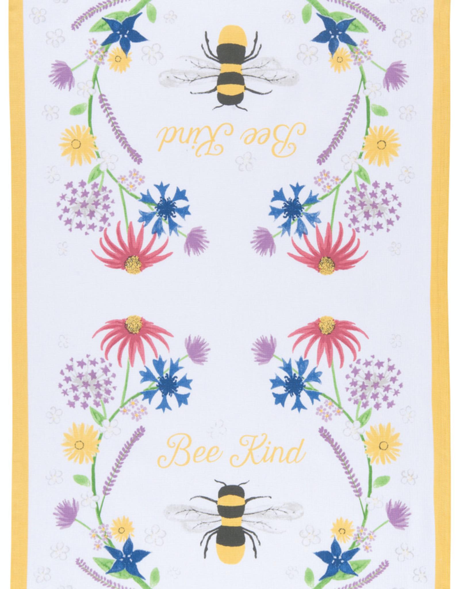 Bee Kind Tea Towel