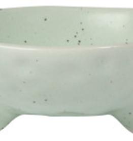 Terrain Footed Bowl Seafoam