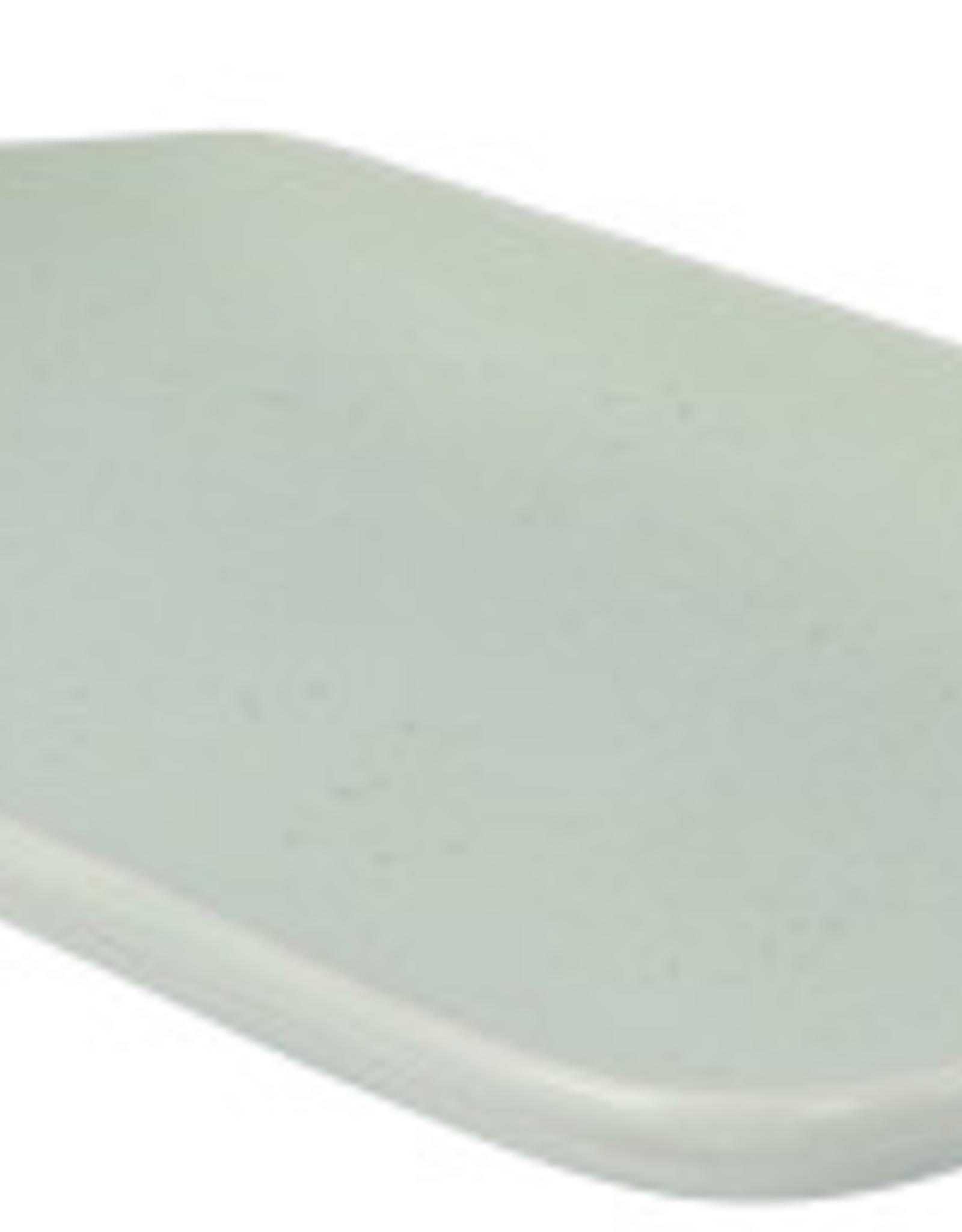 Terrain Ceramic Serving Tray Seafoam