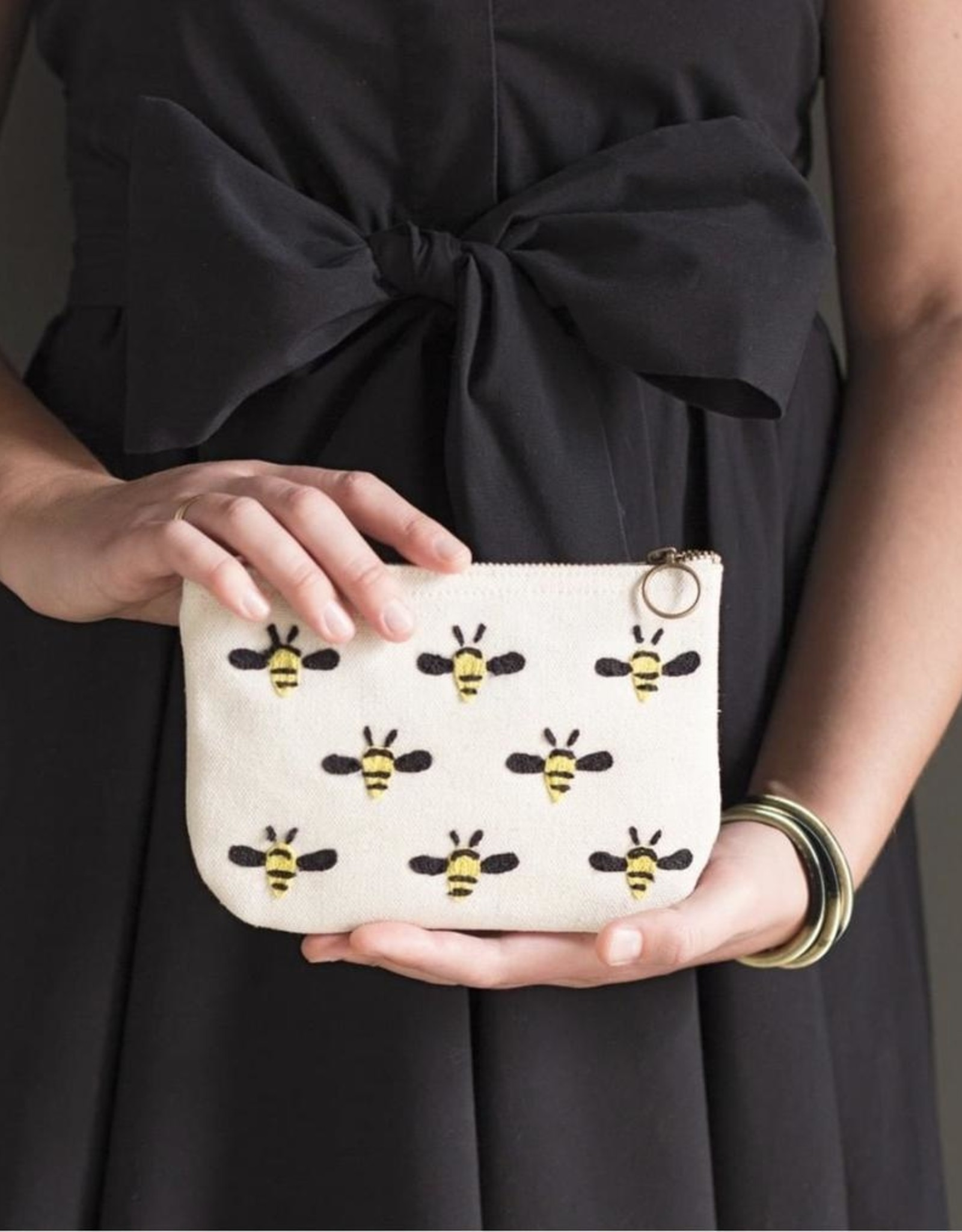 Frida Zip Pouch-Small