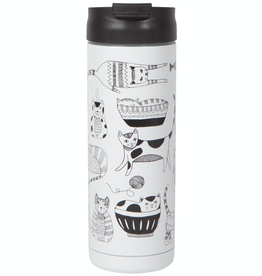 Purr Party Travel Mug