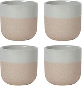 Orb Teacup Set - Gray