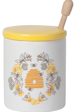 Bees Honey Pot