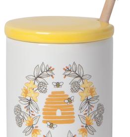 Bees Honey Pot