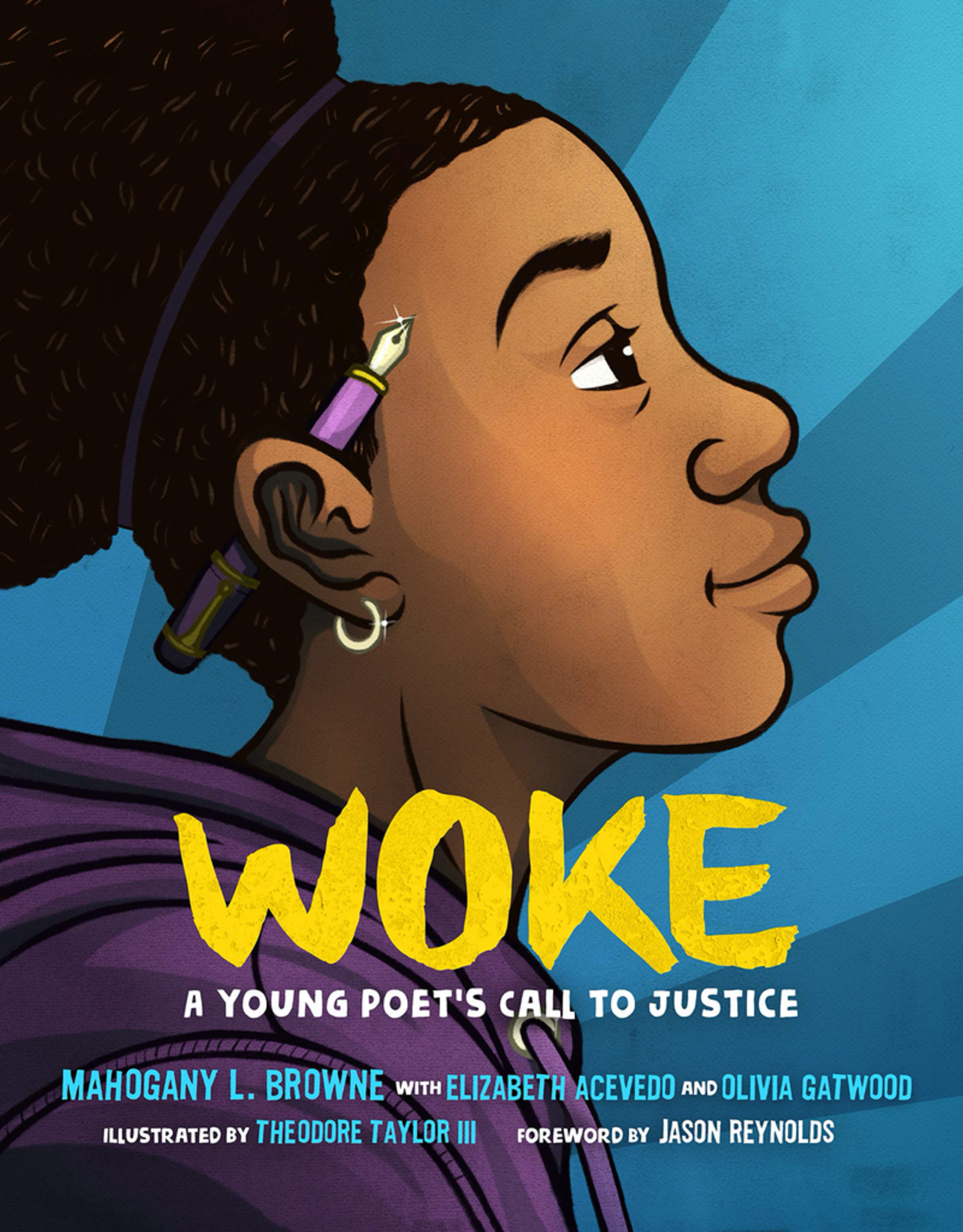 Woke A Young Poet's Call To Justice