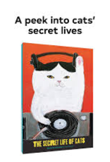 Secret Life of Cats Notebook