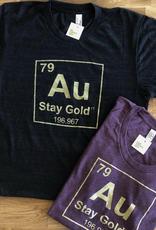 Stay Gold Tshirt - Women