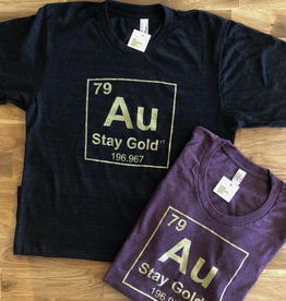 Stay Gold Tshirt - Women