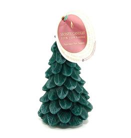 Beeswax Yule Tree - Green