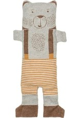 Snuggly Buddy Blanket & Puppet Set - Bear